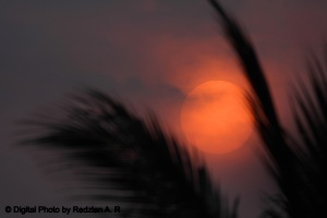 Sunrise by Redzlan A.R