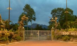Zoo Negara @ 7.00am