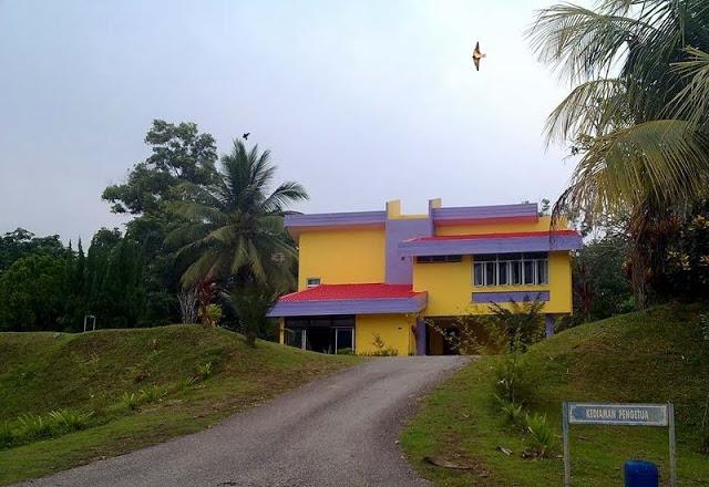 Rumah Pengetua TAHAP Jerantut